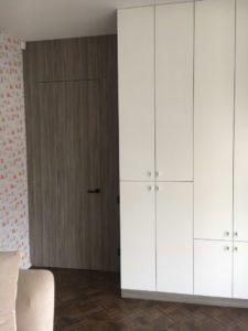 Двери скрытого монтажа прайд шпонированные стенные панели детской