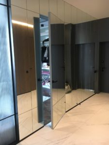 Secret door mirror pride-door скрытая секретная Дверь зеркальная